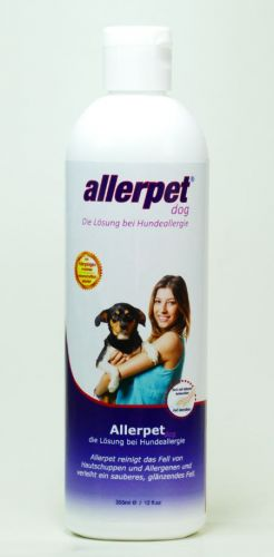 Allerpet/dog bei Hundeallergie